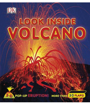 Look Inside Volcano