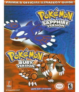 Pokemon Sapphire Version / Pokemon Ruby Version (Prima\'s Official Strategy Guide)