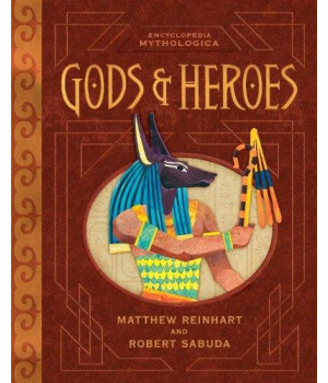 Encyclopedia Mythologica: Gods and Heroes Pop-Up