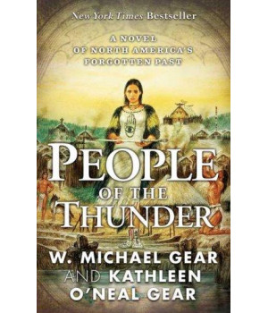 People of the Thunder: Book Two of the Moundville Duology (North America\'s Forgotten Past)