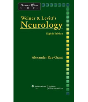 Weiner and Levitt\'s Neurology (House Officer Series)