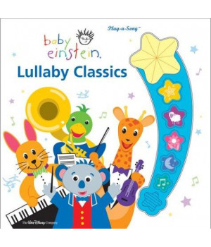baby einstein: lullaby classics (interactive music book)