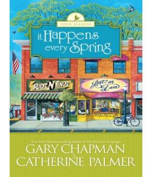 it happens every spring (thorndike christian fiction)