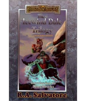 Icewind Dale Trilogy: Collector\'s Edition (Forgotten Realms: the Icewind Dale Trilogy)