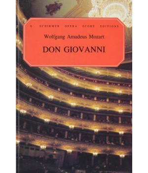 Don Giovanni: Vocal Score