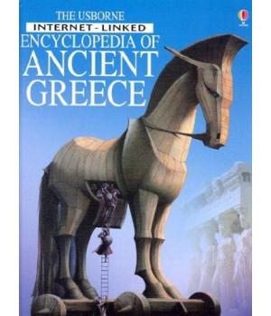 encyclopedia of ancient greece (usborne internet-linked encyclopedia)