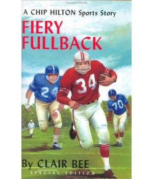 Fiery Fullback (Chip Hilton Sports)