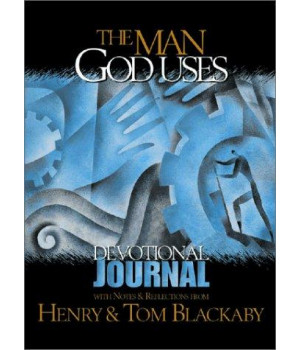 The Man God Uses Devotional Journal: With Notes and Reflections