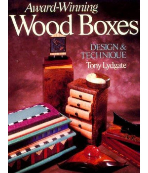 Award-Winning Wood Boxes: Design & Technique