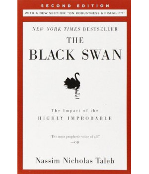 The Black Swan: Second Edition: The Impact of the Highly Improbable: With a new section: \