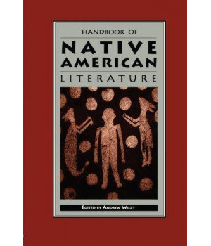 handbook of native american literature (garland reference library of the humanities)