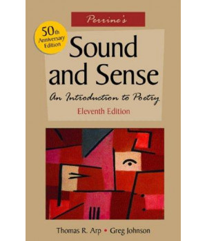 Perrine\'s Sound and Sense: An Introduction to Poetry