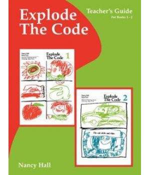 Explode the Code Book 1,2