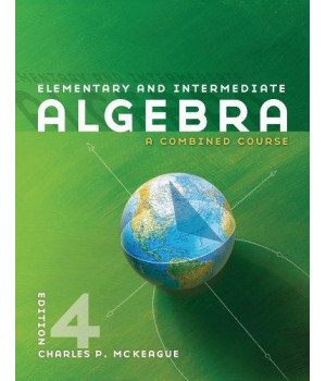 Elementary and Intermediate Algebra (Available Titles CengageNOW)
