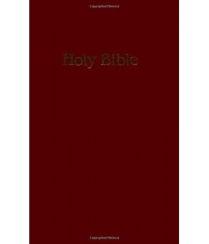Holy Bible: The New King James Version (Pew Library Edition)