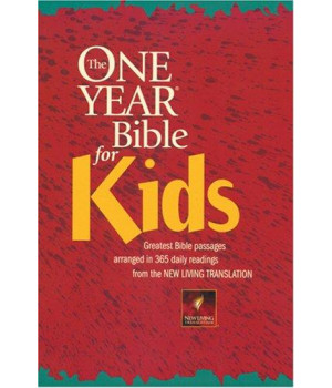 The One Year Bible for Kids: NLT1