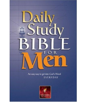 daily study bible for men (daily study bible for men)