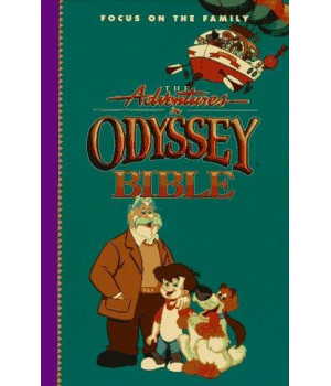 The Adventures in Odyssey Bible: Includes the Entire Text of the International Children\'s Bible (Focus on the Family)