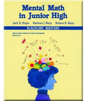 Mental Math in Junior High / Grades 7-9