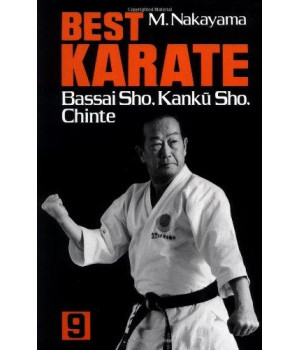 Best Karate, Vol.9: Bassai Sho,  Kanku, Sho, Chinte