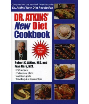 Dr. Atkins\' New Diet Cookbook
