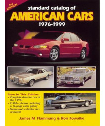 Standard Catalog of American Cars 1976-1999