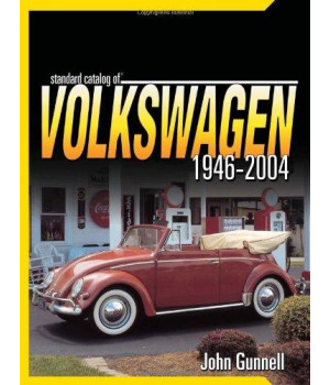 standard catalog of volkswagen 1946-2004