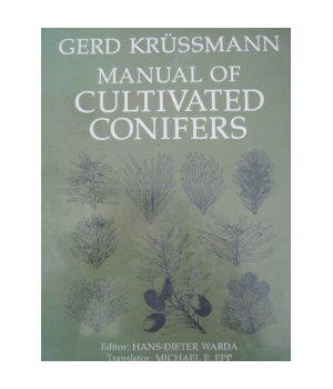 Manual of Cultivated Conifers