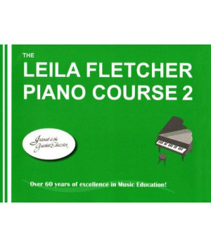 LF002 - The Leila Fletcher Piano Course Book 2