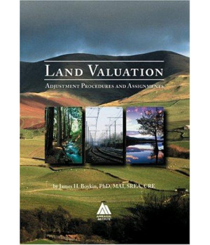 Land Valuation: Adjustment Procedures and Assignments