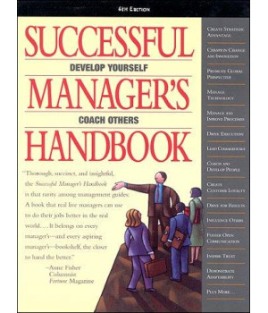 Successful Manager\'s Handbook, 6th Edition