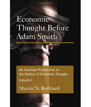 An Austrian Perspective on the History of Economic Thought (2 Vol. Set)