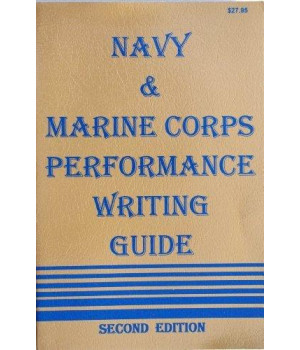 Navy and Marine Corps Performance Writing Guide