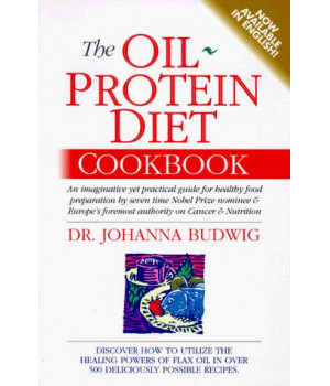 The Oil-Protein Diet Cookbook