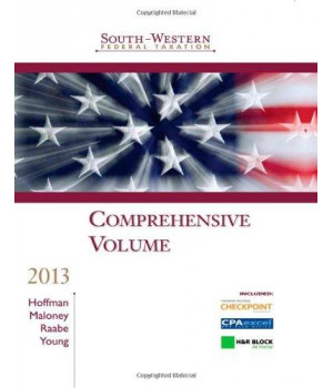 South-Western Federal Taxation, Comprehensive Volume [With CDROM]