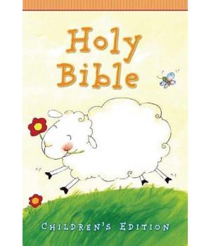 Really Woolly Holy Bible: Children\'s Edition