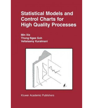 statistical models and control charts for high-quality processes