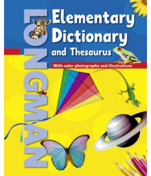 LONGMAN ELEM DICTIONARY & THESAURUS (HC) (American Elementary Dictionary and Thesaurus)