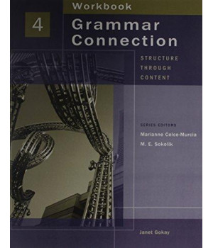 Grammar Connection 4: Structure Through Content, Workbook
