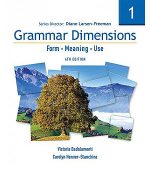 Grammar Dimensions 1: Form, Meaning, Use (Grammar Dimensions: Form, Meaning, Use)