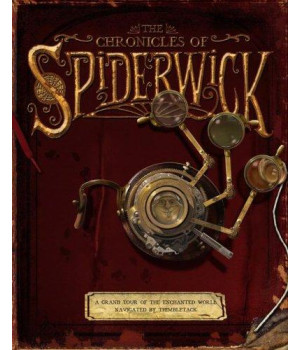 the chronicles of spiderwick: a grand tour of the enchanted world, navigated by thimbletack (the spiderwick chronicles)
