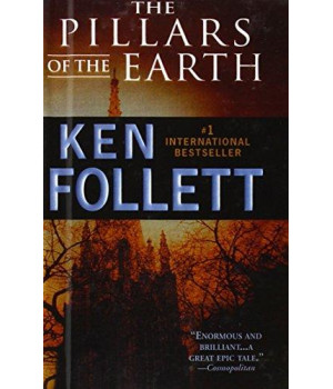 The Pillars Of The Earth (Turtleback School & Library Binding Edition)