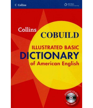 Collins Cobuild Illustrated Basic Dictionary of American English (Book & CD-ROM)