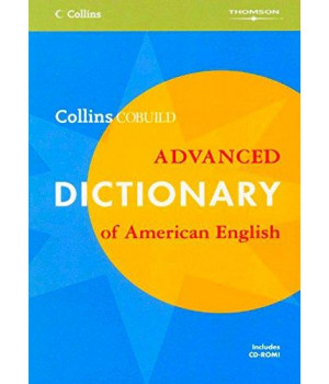 Collins COBUILD Advanced Dictionary of American English with CD-ROM (Collins COBUILD Dictionaries of English)