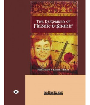 THE RUGMAKER OF MAZAR-E-SHARIF (EasyRead Large Edition)