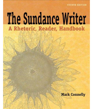 The Sundance Writer: A Rhetoric, Reader, Handbook