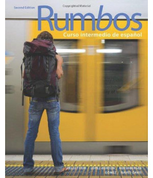 Rumbos: Curso Intermedio de Espanol, 2nd Edition (Rumbos Series)