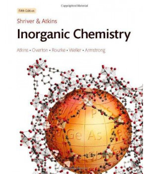 Solutions Manual to accompany Shriver & Atkins\' Inorganic Chemistry