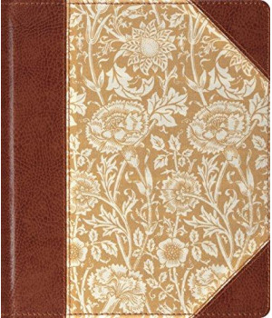 ESV Journaling Bible (Antique Floral Design)