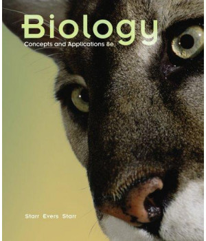 Biology: Concepts and Applications (Available Titles CourseMate)